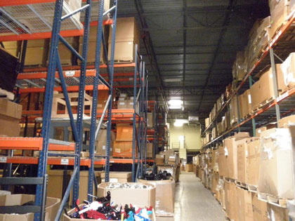 iTech Recycling Warehouse